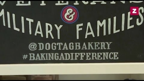 Dog Tag Bakery Enlists Help from War Vets