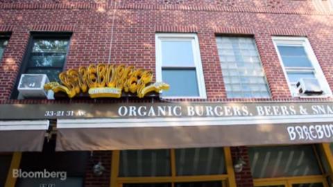 Bareburger's Organic Business Strategy