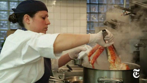 The New Wave of Female Chefs