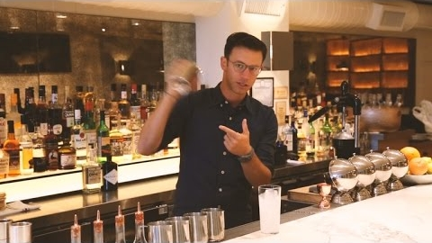 Behind the Bar with Matt Seigel