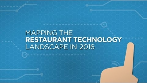 Mapping the Restaurant Technology Landscape