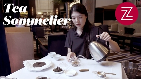 What Does a Tea Sommelier Do?