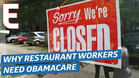 Why Restaurant Workers Need Obamacare