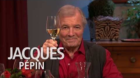 Jacques Pépin Honored