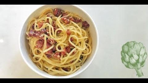 Breakfast Spaghetti