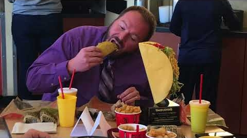 Taco John's Commemorates Guest's Dedication to Tacos