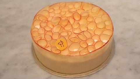 Pierre Hermé's Venus Cake
