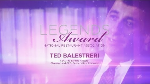 Restaurant Vet Ted Balestreri is a 'Legend'