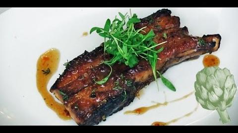 Bacon Ribs Recipe