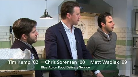 Meet the Chefs at Blue Apron