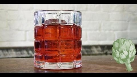 Rum Negroni