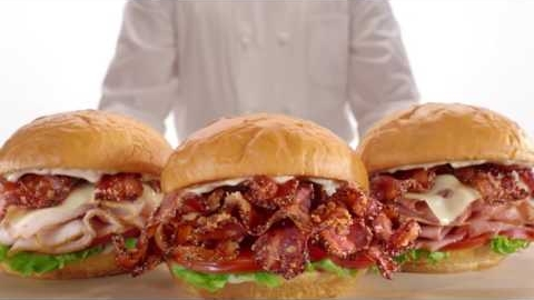 Arby's: Brown Sugar Bacon | Brown Sugar Pig
