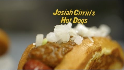 Hot Dogs at Staples Center