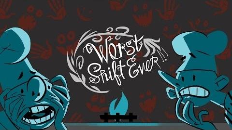 Worst Shift Ever: Bloodbath