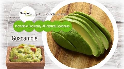 Simplot Avocados. A Good Choice.