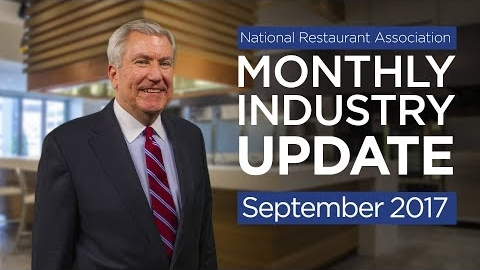 Restaurant Industry Update September 2017