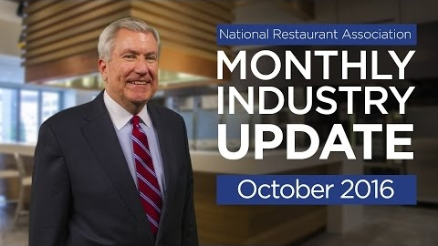 Restaurant Industry Update - October 2016