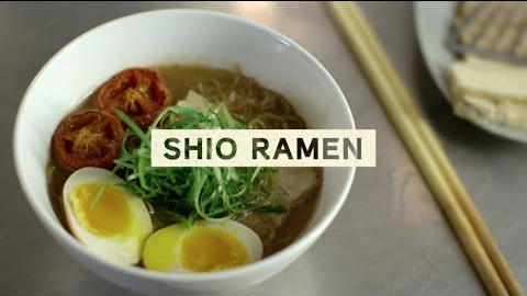 How To Make Shio Ramen With Ivan Orkin