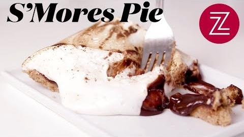 How to Make S'Mores Pie, Oklahoma Style